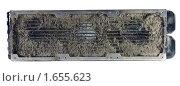 Старый пыльный радиатор (водяное охлаждения компьютера) Стоковое фото, фотограф Артур (Мangalor) / Фотобанк Лори