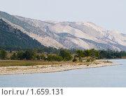 Купить «Озеро Байкал», фото № 1659131, снято 12 сентября 2008 г. (c) Andrey M / Фотобанк Лори