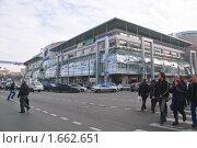 """Купить «Торговый центр """"Европейский""""», эксклюзивное фото № 1662651, снято 13 марта 2010 г. (c) Алёшина Оксана / Фотобанк Лори"""