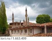 Купить «Бахчисарайский Ханский Дворец (16 ст.)», фото № 1663499, снято 8 мая 2009 г. (c) Юрий Брыкайло / Фотобанк Лори