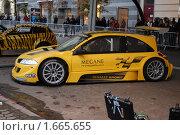 Купить «Спортивная машина», фото № 1665655, снято 20 сентября 2008 г. (c) Пасечник Игорь / Фотобанк Лори