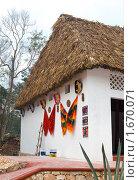 Купить «Сувенирный магазин в Мексике», фото № 1670071, снято 1 февраля 2010 г. (c) Куликов Константин / Фотобанк Лори