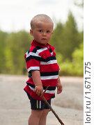 Купить «Сорванец», фото № 1671775, снято 13 июня 2009 г. (c) Кекяляйнен Андрей / Фотобанк Лори