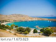 Купить «Остров Родос, Греция», фото № 1673023, снято 10 августа 2009 г. (c) Вероника Галкина / Фотобанк Лори