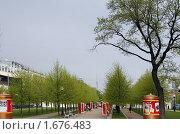 Купить «Москва. Цветной бульвар», фото № 1676483, снято 4 мая 2010 г. (c) Владимир Ременец / Фотобанк Лори