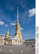 Петропавловский собор (2009 год). Стоковое фото, фотограф Екатерина Егоркина / Фотобанк Лори