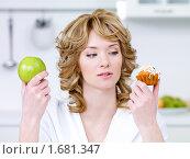 Купить «Правильное питание», фото № 1681347, снято 24 апреля 2010 г. (c) Валуа Виталий / Фотобанк Лори