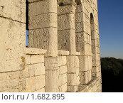 Купить «Башня Ахун, город Сочи», фото № 1682895, снято 24 октября 2005 г. (c) Шарабарин Антон / Фотобанк Лори