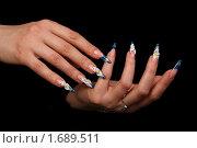Купить «Ногти», фото № 1689511, снято 6 августа 2009 г. (c) Константин Степаненко / Фотобанк Лори