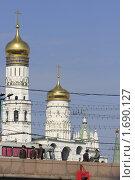 Купить «Москва, парад 9 мая 2010г», эксклюзивное фото № 1690127, снято 9 мая 2010 г. (c) Дмитрий Неумоин / Фотобанк Лори
