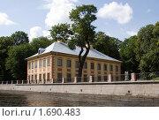 Летний дворец Петра I. Санкт-Петербург (2009 год). Стоковое фото, фотограф Екатерина Егоркина / Фотобанк Лори