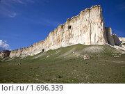 Купить «Крым, гора «Белая скала»», фото № 1696339, снято 7 мая 2010 г. (c) Parmenov Pavel / Фотобанк Лори