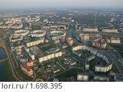 Панорама Обнинска (2008 год). Стоковое фото, фотограф Дмитрий Бакулин / Фотобанк Лори