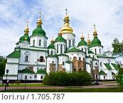 Купить «Киев, Украина, Софийский собор», фото № 1705787, снято 6 мая 2010 г. (c) ИВА Афонская / Фотобанк Лори