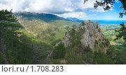 Гора Ай-Петри, Крым. Стоковое фото, фотограф Юрий Брыкайло / Фотобанк Лори