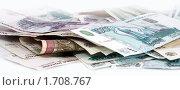 Деньги. Стоковое фото, фотограф Алексей Попов / Фотобанк Лори