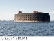 Купить «Форт Александр Первый. Кронштадт», эксклюзивное фото № 1710011, снято 16 мая 2010 г. (c) Александр Щепин / Фотобанк Лори