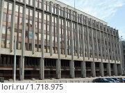 Купить «Здание Совета Федерации Федерального Собрания Российской Федерации», фото № 1718975, снято 9 мая 2010 г. (c) Цветков Виталий / Фотобанк Лори