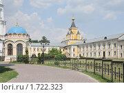 Купить «Свято-Никольский Угрешский ставропигиальный мужской монастырь», эксклюзивное фото № 1722323, снято 22 мая 2010 г. (c) stargal / Фотобанк Лори