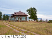Купить «Байкал, поселок Давша», фото № 1724203, снято 4 июня 2006 г. (c) Вадим Морозов / Фотобанк Лори