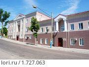 Купить «Федеральный арбитражный суд центрального округа г. Брянск», фото № 1727063, снято 23 мая 2010 г. (c) Александр Шилин / Фотобанк Лори