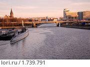 Купить «Калининград .Эстакадный мост.Кафедральный собор.», эксклюзивное фото № 1739791, снято 14 декабря 2008 г. (c) Svet / Фотобанк Лори