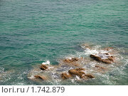 Купить «Море», эксклюзивное фото № 1742879, снято 6 мая 2010 г. (c) Александр Алексеев / Фотобанк Лори