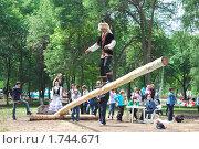 Купить «Сабантуй в городе Стерлитамаке, состязание на перекладине», фото № 1744671, снято 29 мая 2010 г. (c) Тимерьян Ильясов / Фотобанк Лори