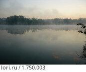 Рассвет на реке Непрядве. Стоковое фото, фотограф Фролов Сергей / Фотобанк Лори