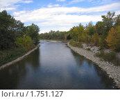 Река. Стоковое фото, фотограф Горинова Лариса / Фотобанк Лори