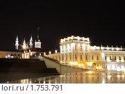 Казанский кремль. Стоковое фото, фотограф Александр Чугунов / Фотобанк Лори