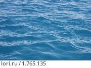 Купить «Поверхность моря», фото № 1765135, снято 10 июня 2010 г. (c) Галина Бурцева / Фотобанк Лори