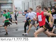 Купить «Городские соревнования», фото № 1777755, снято 2 мая 2010 г. (c) Николай Гернет / Фотобанк Лори