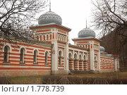 Купить «Железноводск, Островские ванны», фото № 1778739, снято 2 января 2010 г. (c) Владимир Горощенко / Фотобанк Лори