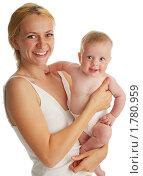 Купить «Мама с младенцем», фото № 1780959, снято 14 июня 2010 г. (c) Гладских Татьяна / Фотобанк Лори