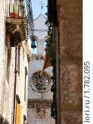 Купить «Улица Хорватии», фото № 1782095, снято 29 июня 2009 г. (c) Лифанцева Елена / Фотобанк Лори