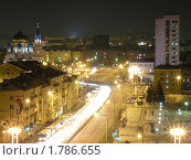 Электрический город (2010 год). Редакционное фото, фотограф Алексей Мартов / Фотобанк Лори