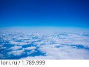 Белые облака. Стоковое фото, фотограф Артём Ласьков / Фотобанк Лори