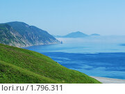 Побережье Японского моря (РФ) (2009 год). Стоковое фото, фотограф Арти Homa / Фотобанк Лори