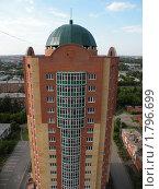 Многоэтажное здание (2010 год). Стоковое фото, фотограф Алексей Мартов / Фотобанк Лори