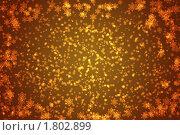 Купить «Новогодняя рамка со снежинками, праздничный фон», фото № 1802899, снято 16 июля 2019 г. (c) Наталия Скоморохова / Фотобанк Лори