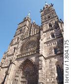 Церковь Св. Лаврентия (2010 год). Стоковое фото, фотограф Николаева Елена Сергеевна / Фотобанк Лори