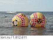 Купить «Развлечения на воде», эксклюзивное фото № 1812611, снято 4 июля 2010 г. (c) Svet / Фотобанк Лори