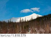 Купить «Гора играет в вулкан», фото № 1818579, снято 17 апреля 2010 г. (c) Morgenstjerne / Фотобанк Лори