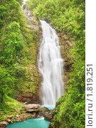 Купить «Водопад Хе Кем», фото № 1819251, снято 30 июля 2009 г. (c) Ольга Хорошунова / Фотобанк Лори
