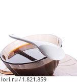 Чашка кофе крупным планом. Стоковое фото, фотограф Мозымов Александр / Фотобанк Лори