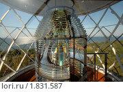 Внутри маяка. Стоковое фото, фотограф Александр Львов / Фотобанк Лори