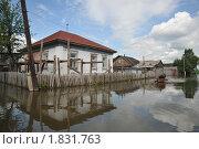 Купить «Наводнение», фото № 1831763, снято 26 июня 2010 г. (c) Free Wind / Фотобанк Лори