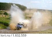 Купить «Автокросс (Реж, 2010)», фото № 1832559, снято 10 июля 2010 г. (c) Art Konovalov / Фотобанк Лори