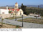 Купить «Церковь на западном побережье острова Родос», эксклюзивное фото № 1840339, снято 24 июня 2010 г. (c) Яна Королёва / Фотобанк Лори